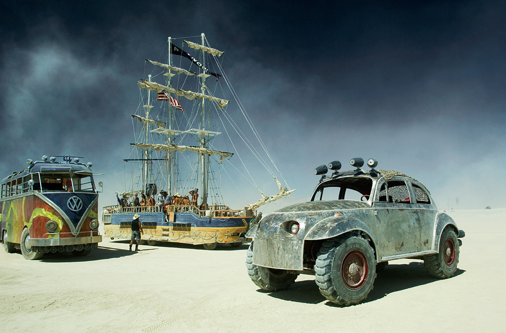 Mutant Vehicles | Burning Man